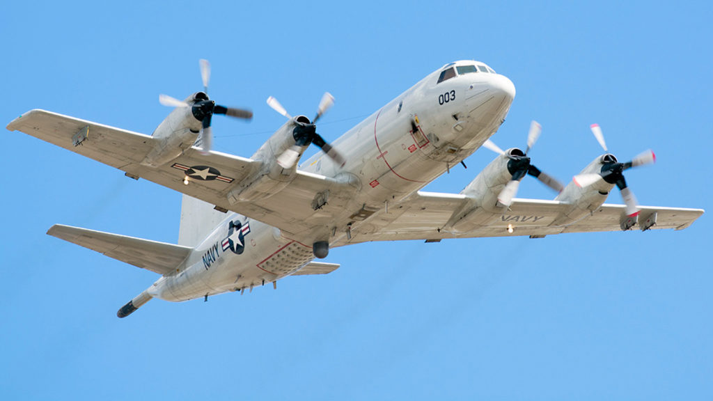 U.S. Navy P-3C Orion