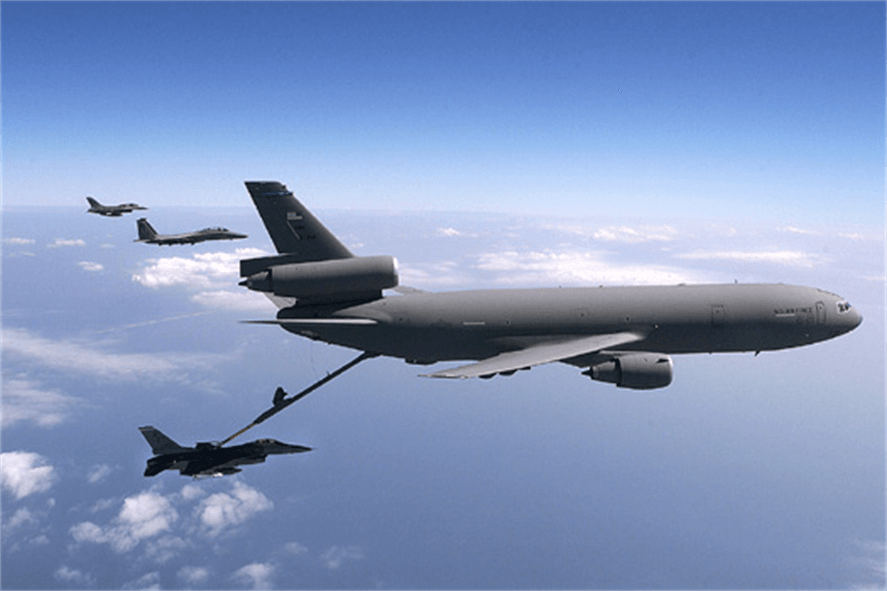 U.S. Air Force KC-10 Extender