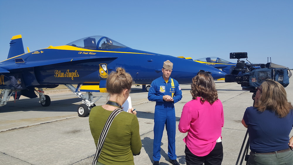 Blue Angels Media